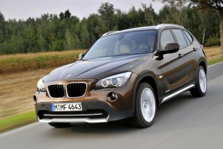 Chiptuning BMW X1 - E84 25d - 160 kw